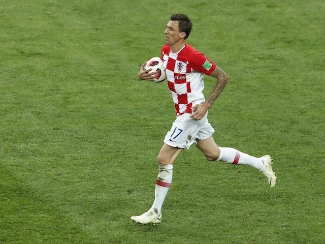 Mandzukic announces Croatia retirement