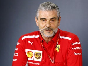 Arrivabene apologised to Bottas for 'butler' comment