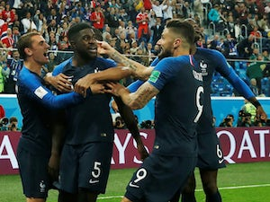 Umtiti sends France into World Cup final