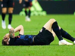 Vrsaljko ruled out of World Cup semi-final?