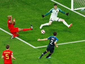 Pavard strike named WC goal of tournament