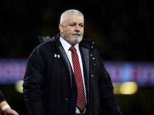 Wales boss Gatland thinks France clash is key to winning Six Nations