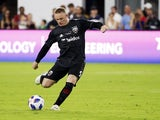 Wayne Rooney appears for DC United against the Vanncouver Whitecaps on July 14, 2018