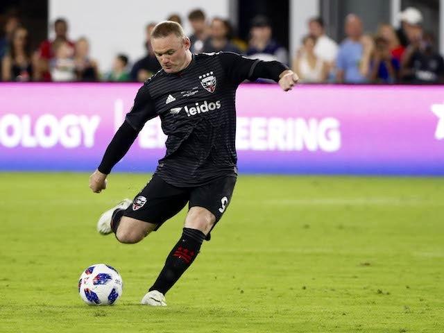 Rooney makes full debut for DC United