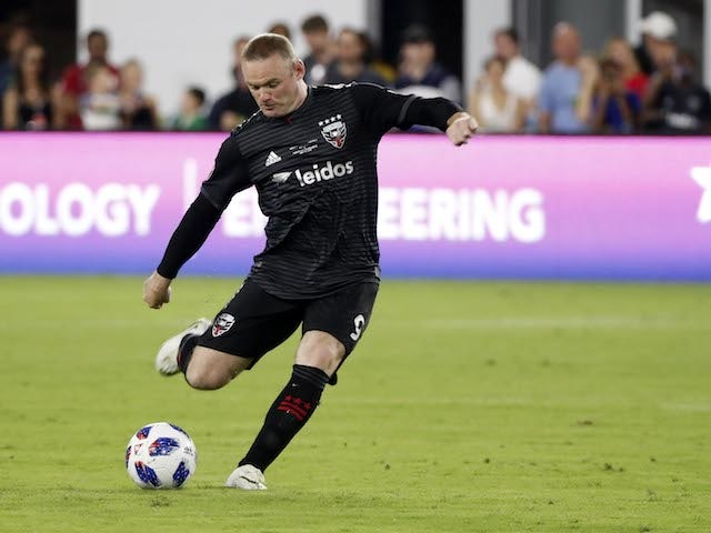 Rooney: 'I want to win with DC United'