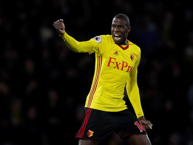 Doucoure pens long-term Watford contract