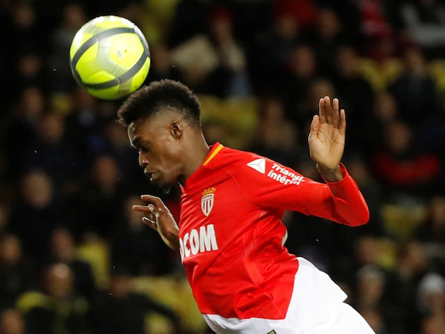 Huddersfield sign Diakhaby from Monaco