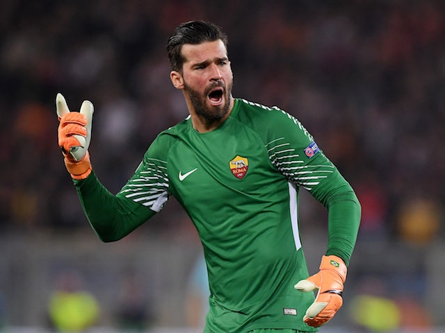 Roma 'accept Alisson offer'
