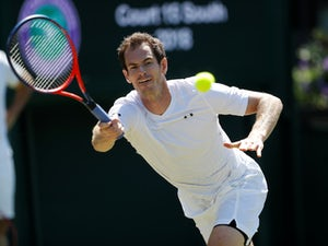 Andy Murray: 'I'm starting from scratch'