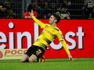 Result: Pulisic inspires Dortmund past Liverpool