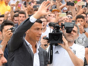 Ronaldo: 'I wanted to play for Juve as a child'