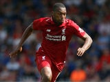 Daniel Sturridge in action for Liverpool in pre-season on July 14, 2017