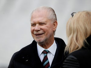 West Ham United co-owner David Gold apologises for 'liking' Caroline Flack tweet