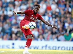 Tottenham want Origi to fill in for Kane?