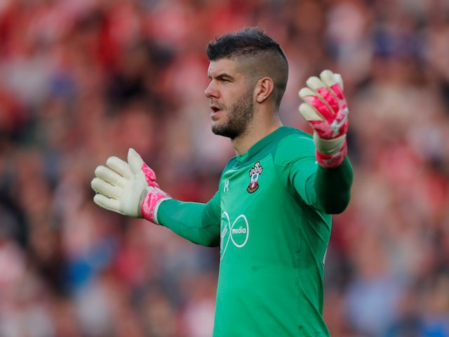Fraser Forster in contention to start for Celtic against Hearts