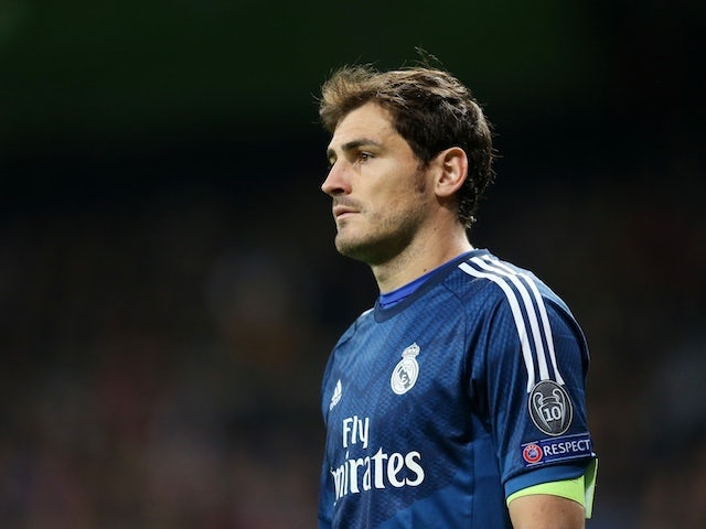 Iker Casillas returning to Spain squad?