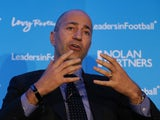Arsenal's Ivan Gazidis pictured at an event in 2012