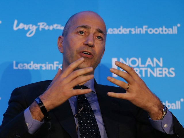 Gazidis promises to get Milan back to winning major trophies