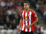 Jack Rodwell in action for Sunderland in September 2016