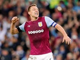 John Terry during happier times for Aston Villa on May 15, 2018