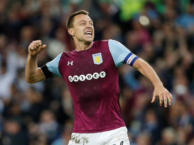 Report: Villa keen to re-sign John Terry