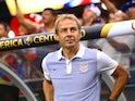 Jurgen Klinsmann in charge of the USA in June 2016