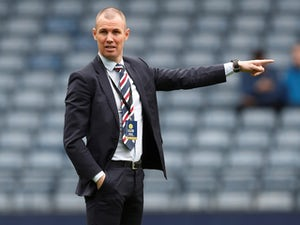 Kenny Miller pictured at Rangers on April 15, 2018