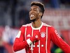 Bayern Munich winger Kingsley Coman sidelined 'for a number of weeks'