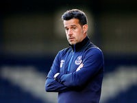 Marco Silva in charge of Everton on July 18, 2018