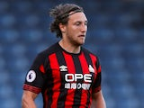 Huddersfield Town's Michael Hefele on July 10, 2018
