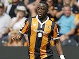 Moses Odubajo in action for Hull City in 2016