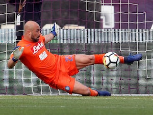 Aston Villa offered AC Milan keeper Pepe Reina?