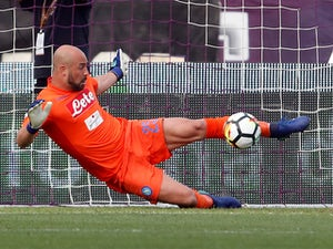 Madrid want Reina as Navas replacement?