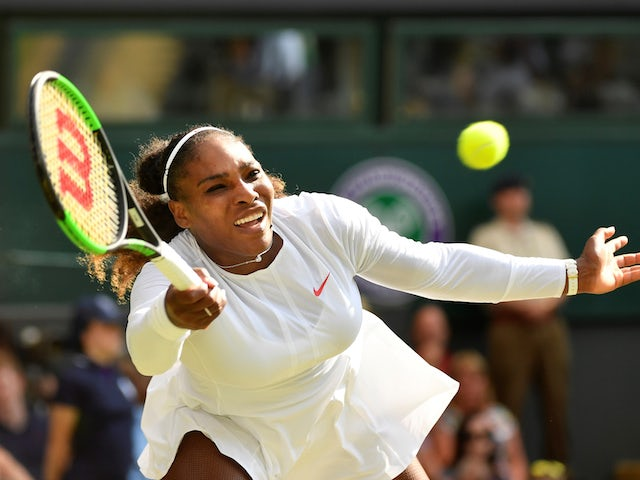 Williams withdraws from Rogers Cup