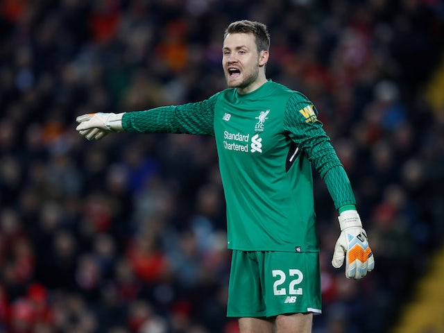 Liverpool keeper Mignolet on Barca radar?