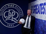 Steve McClaren is unveiled as Queens Park Rangers manager on May 21, 2018