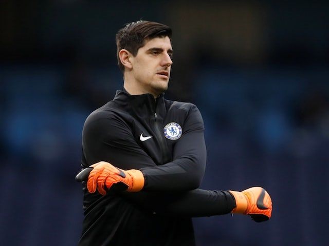 Courtois 'expected in Madrid on Thursday'