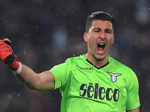 Spurs tracking Lazio keeper Strakosha?