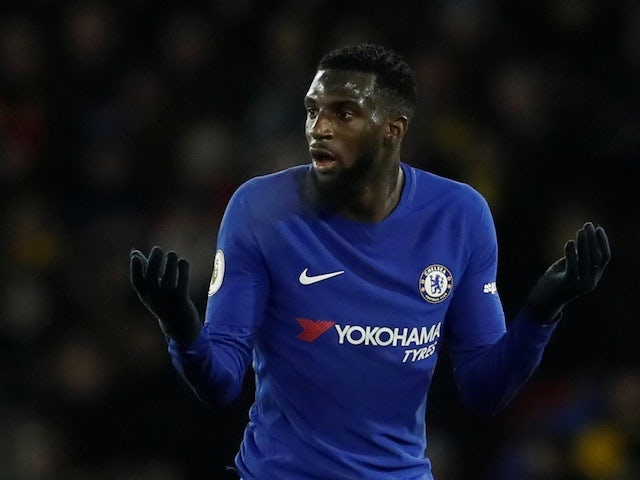 PSG pull out of race for Bakayoko?