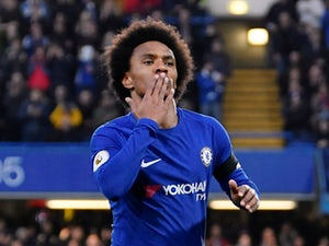 Barca 'concerned by Man Utd's Willian pursuit'