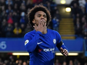 Chelsea board 'to discuss Willian future'