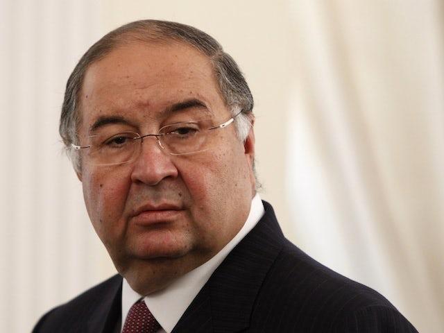 Usmanov considering bid for Charlton?