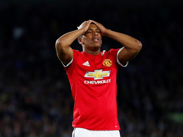 Team News: Martial missing as United face Bayern
