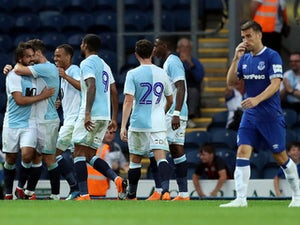 Everton slump to heavy Blackburn defeat