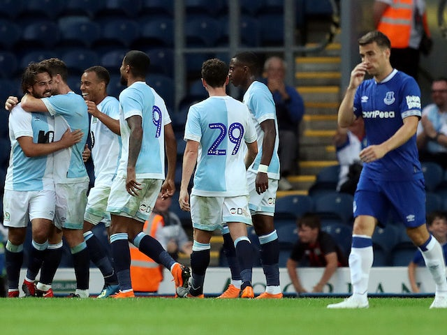 Potter pleased with Swansea fight as they battle back to beat Blackburn