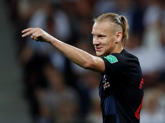 Norwich interested in Domagoj Vida?