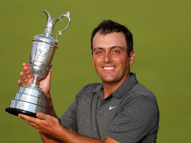 Francesco Molinari wins European Tour's Race to Dubai