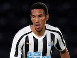 Newcastle United's Isaac Hayden on July 24, 2018