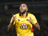 Jerome Sinclair in action for Watford in the FA Cup on January 7, 2017
