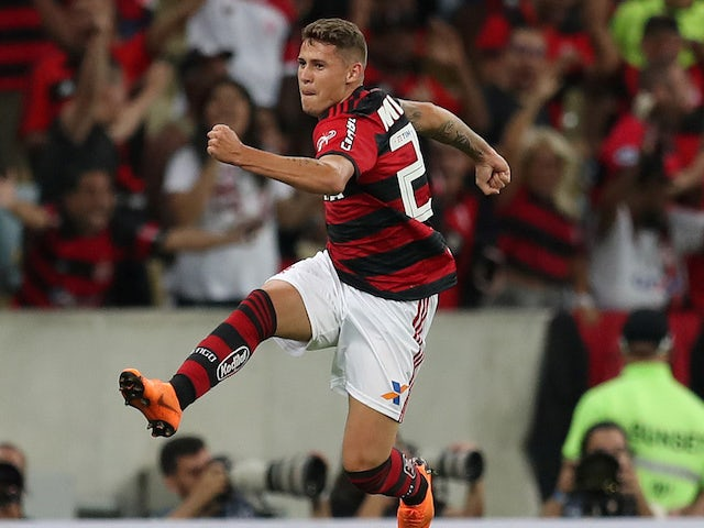 Live Updates: Santos vs. Flamengo